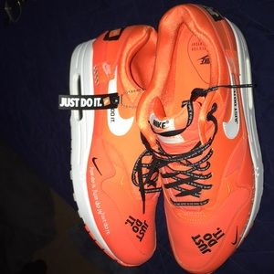 Just do it nike Air Force 1